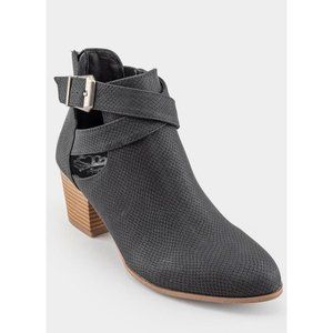 Fergalicious | NWT Kelsey Buckle Ankle Bootie